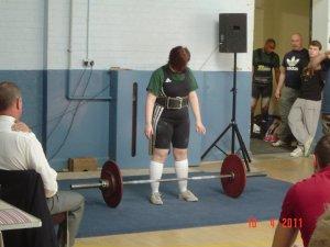95kg deadlift